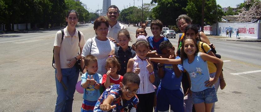 Comunidad Santa Rosa de Lima, La Habana (Cuba)