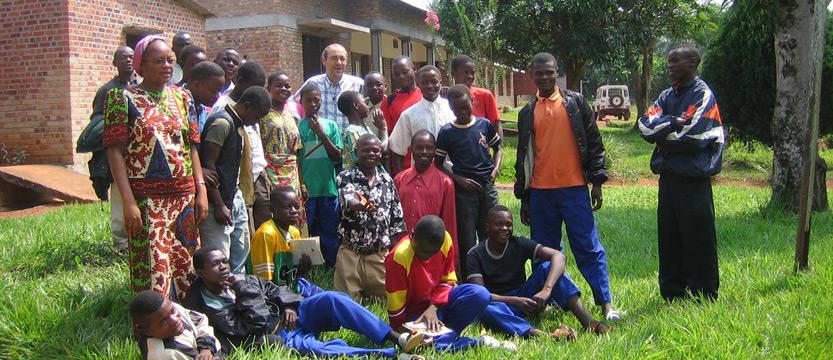 Comunidad d'ISIRO (R. D. del Congo)