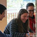 Sigue el encuentro PJVDescbrete con el taller de Laura yhellip