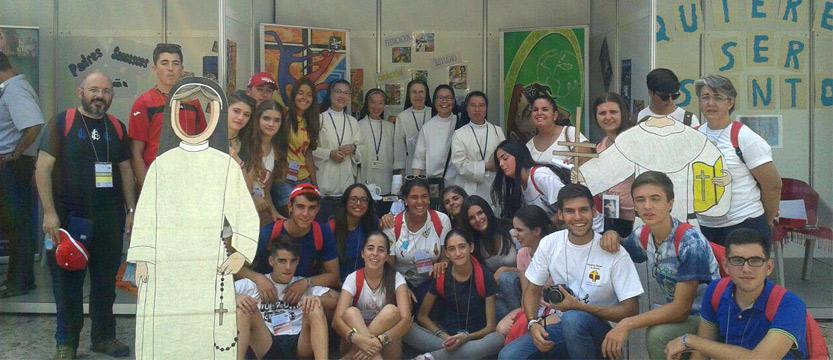Familia Dominicana en el EEJ 2015