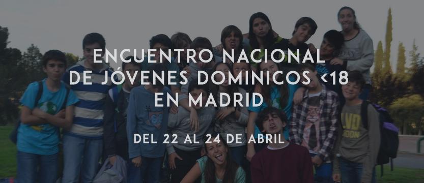 Encuentro nacional de jóvenes