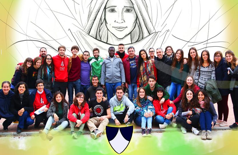 """""""Amigos y Enviados"""" Encuentro nacional de jóvenes dominic@s"""