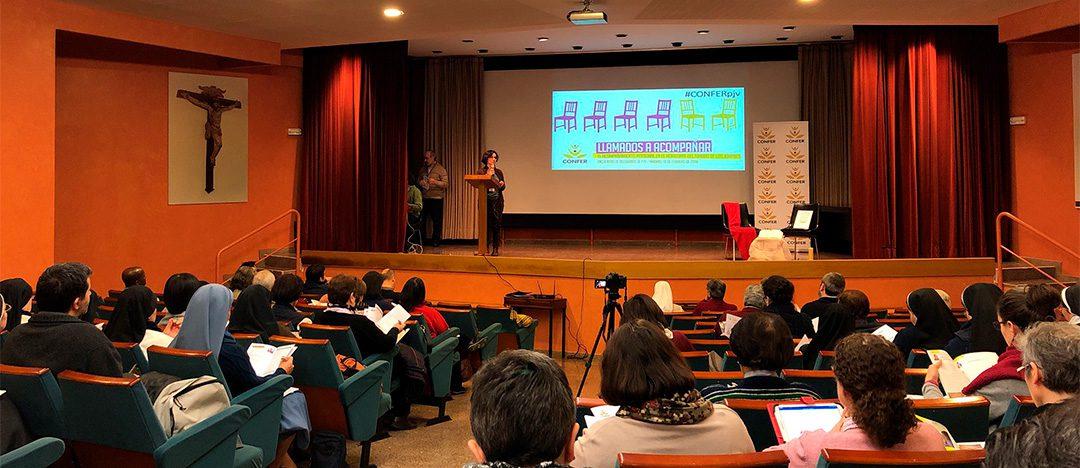 Jornada de CONFER de Delegados de PJV