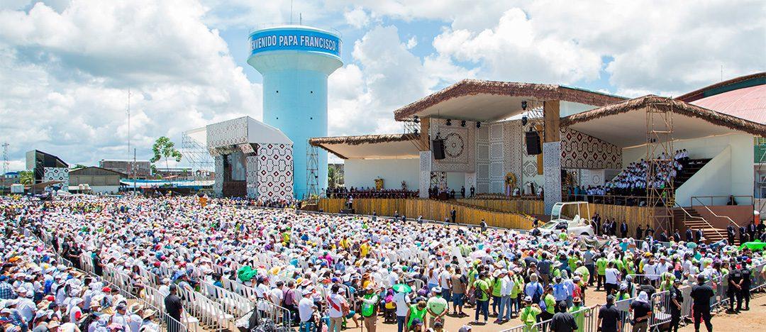 El encuentro del papa Francisco con los pueblos indígenas del Amazonas explicado en 7 fotos y 7 frases