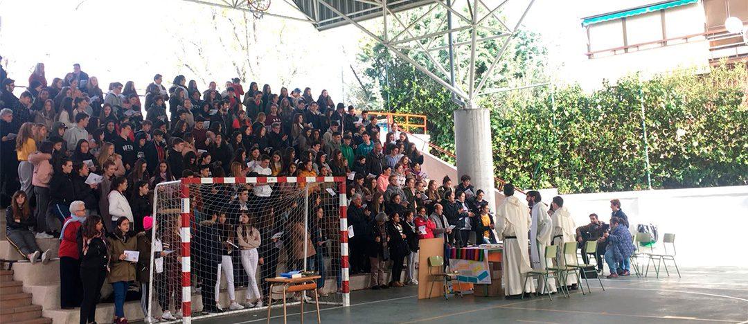 Descúbrete en blanco y negro: Encuentro de alumnos y alumnas de los colegios de la Familia Dominicana de España