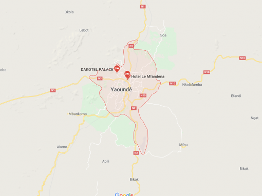 Hospital en Yaundé y Batcham (Camerún)
