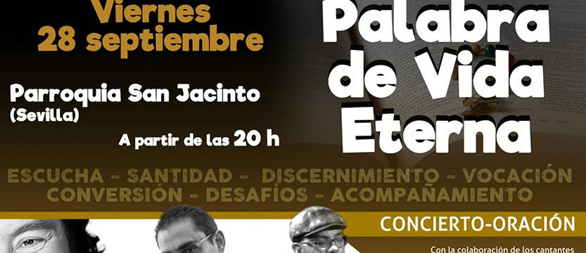 Este viernes, la oración y la música inundan la Parroquia de San Jacinto en Sevilla