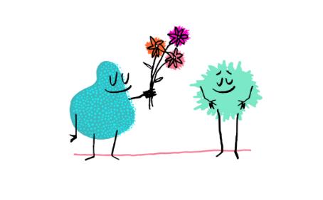 Ser amable cuesta poco y vale mucho