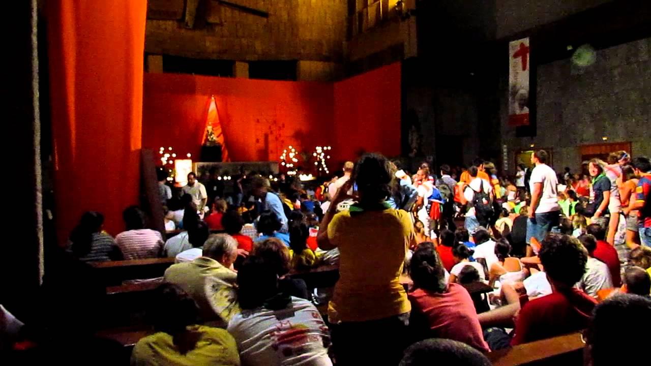 Jóvenes que eligen amar: Taizé en Madrid