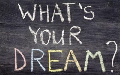 ¡No podemos dejar de soñar!