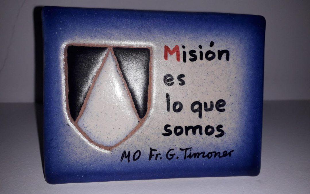 Misión es lo que somos