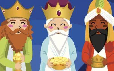 Cartas y Regalos de Reyes