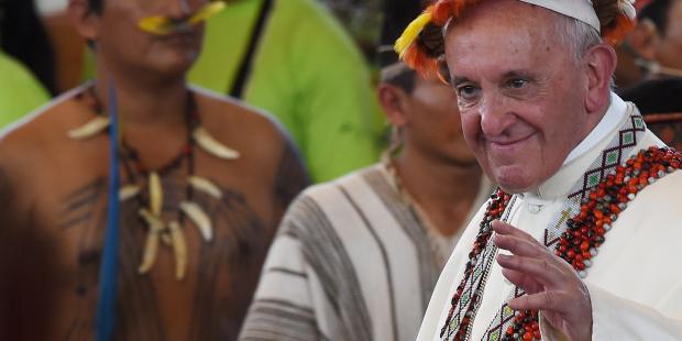 Compartiendo luchas con el Papa Francisco