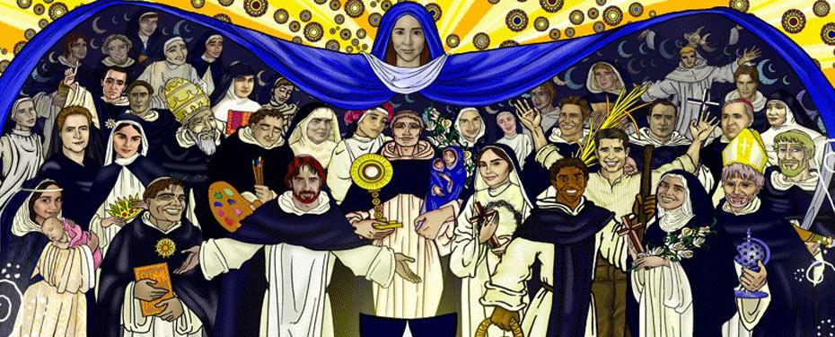 María, protectora de los Predicadores