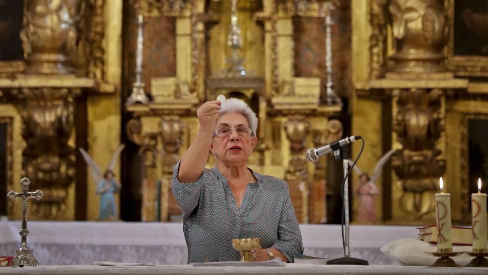 La mujer en la Iglesia