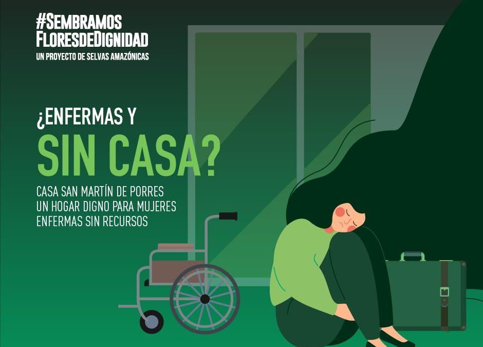 Una Navidad con dignidad. Colabora con la Casa San Martín de Porres en Uruguay