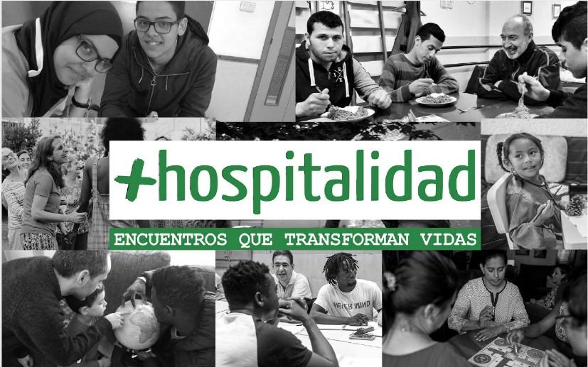 +Hospitalidad: Encuentros que transforman vidas